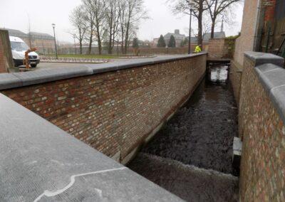 Overwelvingswerken Molenbeek en Loozebeek + aanleg parking